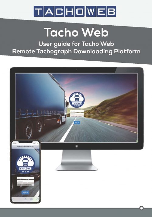 Tacho Web help and support
