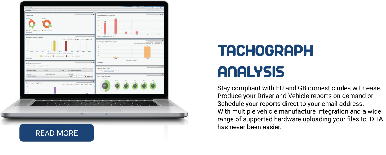 Read more about Tachograph Analysis